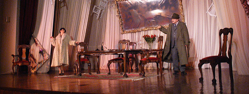 The Dining Room becomes the place for arguments  infidelity  hopes  regrets  and nostalgia  For decades  stories about the WASP have made us chuckle  with one. Forkis Theatre Group Dress Rehearsal   The Dining Room   Stage