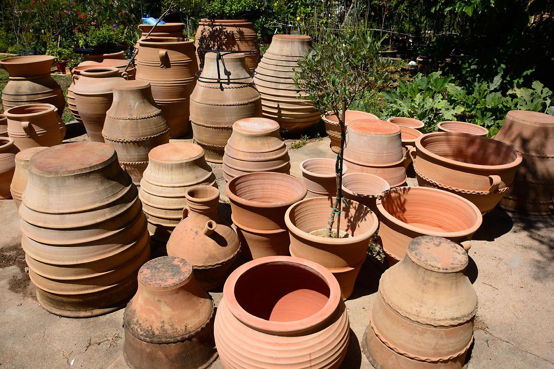 Maria\'s Garden Center for plants and supplies - Ithaca Greece